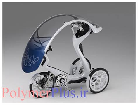 شرکت پلاستیک سازی BASF، لاستیک وسیله نقلیه سه چرخه مناسب مسافرت یاماها را می سازد