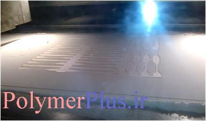 پخت با لیزر انتخابی (SLS)