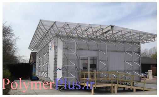 ساختمان سازی با پلی کربنات ها